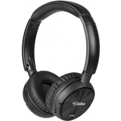 Навушники Bluetooth Gelius Pro Crossfire HP-007 Black