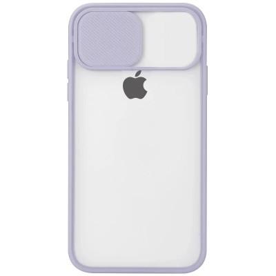 Накладка Camshield Mate зі захисною шторкою для камери для iPhone 78 Plus Lilac