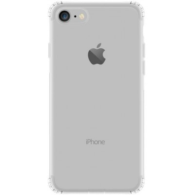 Накладка GETMAN Transparent TPU для iPhone 78 Plus Прозорий