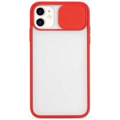 Накладка Camshield Mate зі захисною шторкою для камери для iPhone 78 Plus Red