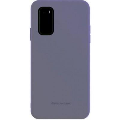 Накладка Molan Cano Smooth для Samsung A315 (A31) TPU Grey
