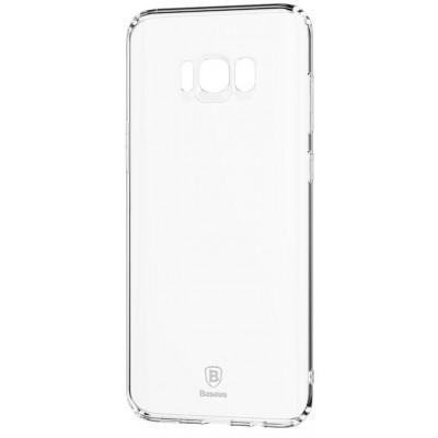 Чохол Baseus Glitter Case Samsung S8 Plus(G955) Black(Прозорий)