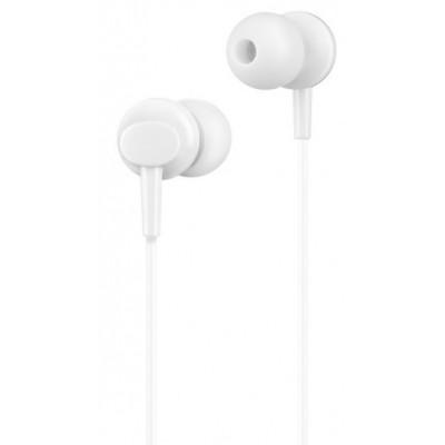 Навушники Hoco M-14 + Mic White
