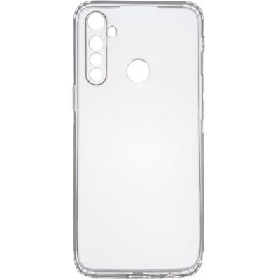 Накладка GETMAN Ease з посиленими кутами для Realme 5Realme 6i TPU Transparent