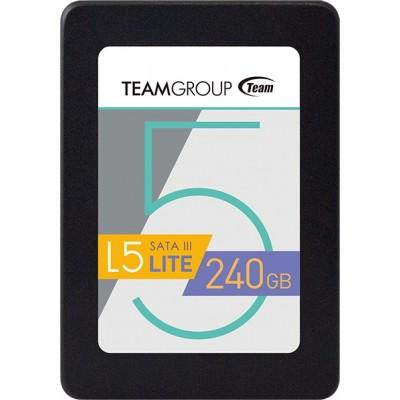 SSD 240GB Team L5 Lite 2.5 SATAIII TLC (T2535T240G0C101)