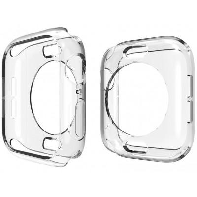Накладка для Apple Watch 360 TPU 38mm Прозора