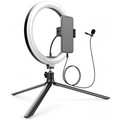 Кільцева лампа для фото Gelius Blogger Set Life Hack GP-BS001