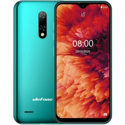 Ulefone Note 8P 216 Gb Midnight Green