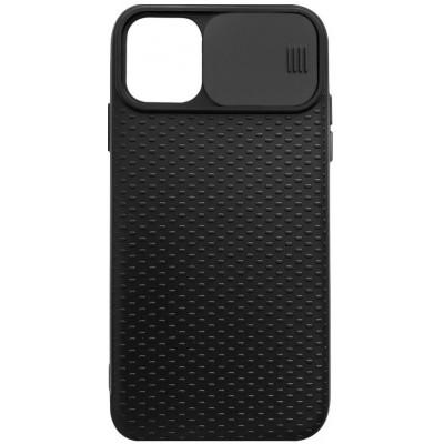 Накладка Safety Camera для Samsung A515 (A51 2020) Black