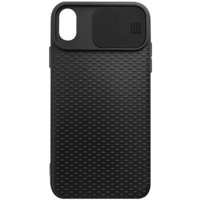 Накладка Safety Camera для iPhone XR Black