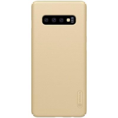 Накладка Nillkin Matte для Samsung G975 (S10 Plus) Gold