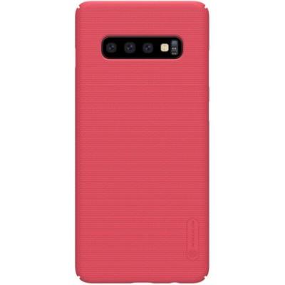 Накладка Nillkin Matte для Samsung G975 (S10 Plus) Red