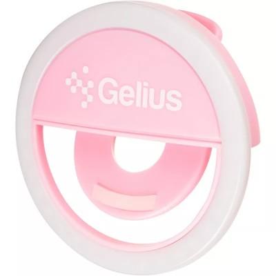Селфі кільце для телефону Gelius Pro GP-SR001 Pink