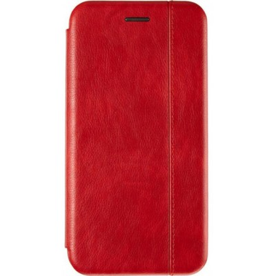 Чохол-книжка Gelius Book Cover Leather для Xiaomi Redmi 9 Red