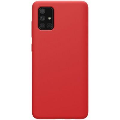 Накладка Nillkin Matte для Samsung A515 (A51 2020) Red