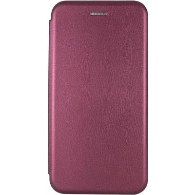Чохол-книжка Classy Slim Shell для Samsung A115M115 Бордовий