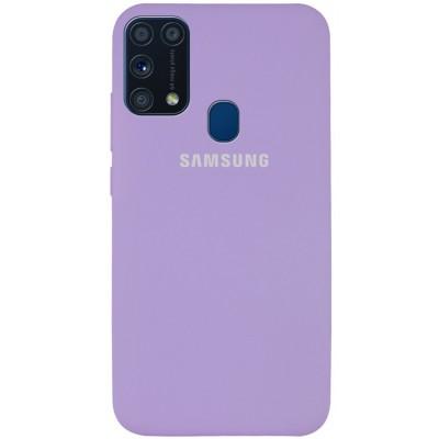 Накладка Silicone Cover Full для Samsung M315 (M31) Dasheen