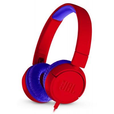 Навушники JBL JR300 (Дитяч) Red Original
