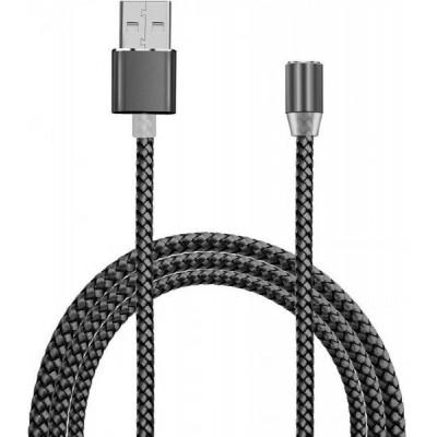 Кабель Type-C X-Cable Magnetic-360 Black