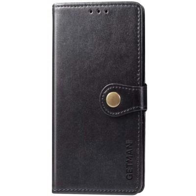 Чохол-книжка GETMAN Gallant для Xiaomi Redmi 9 Black