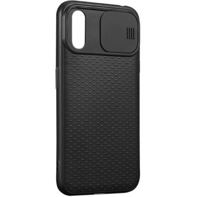 Накладка Camshield TPU для Samsung Galaxy A11 M11 Black
