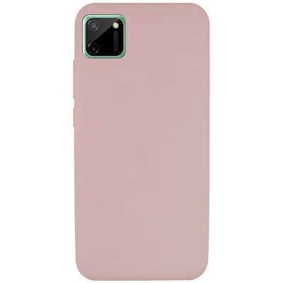 Чехол Silicone Cover Full without Logo (A) для Realme C11