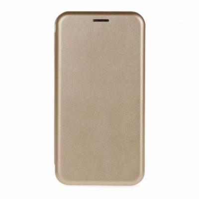 Чохол-книжка Classy Slim Shell для Samsung A715 Gold