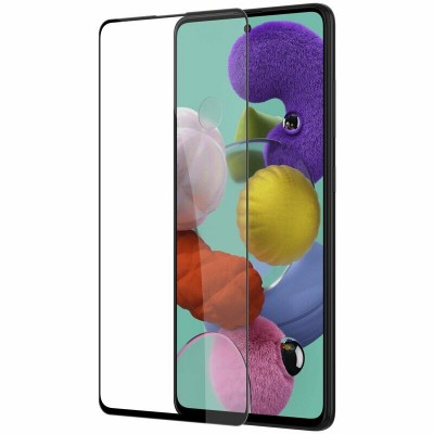 Захисне скло Samsung A515 (A51 2019) 3D Black