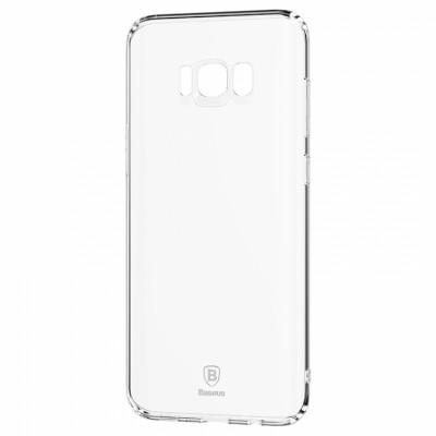 "Чохол  Baseus Simple Samsung G955 (S8 Plus) ""силікон"" прозорий"