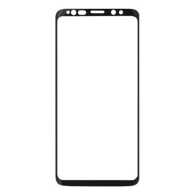 Захисне скло  Samsung G965 (S9 Plus) 3D Black