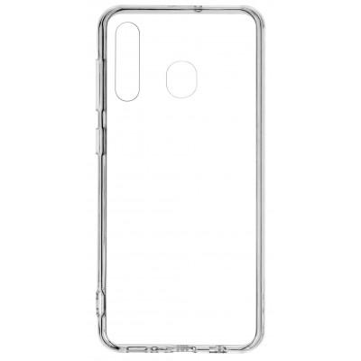 Накладка Smitt для Samsung A305/A205 Прозорий