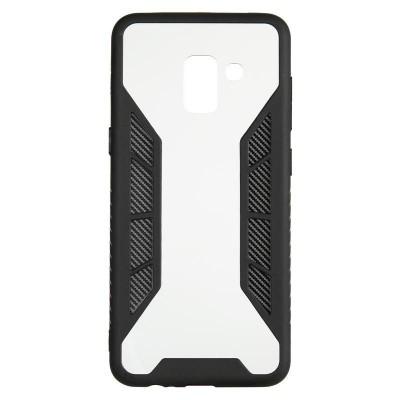 Чохол iPaky Carbon Fiber Samsung A530 (A8 2018) Black