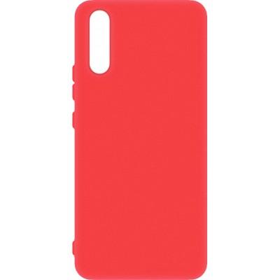 Накладка Soft Touch для Samsung A505/A507/A307 Red