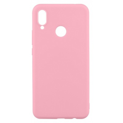 Накладка Soft Touch для Samsung A207 (A20s 2019) Pink