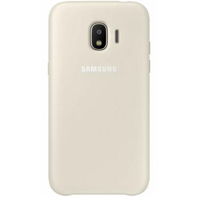 Накладка Dual Layer для Cover Samsung J250 (J2 2018) EF-PJ250CFEGRU Gold