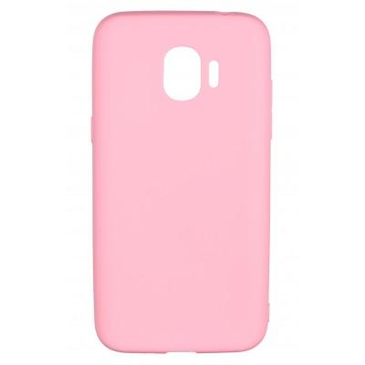 Накладка Soft Touch для Samsung J250 (J2 Pro 2018) Pink