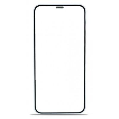 Захисне скло 5D iPhone X Black