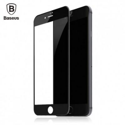 Захисне скло 3D Baseus iPhone 7/8 0.3mm Black
