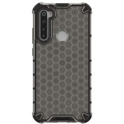 Накладка Transformer Honeycomb для Xiaomi Redmi Note 8 Black