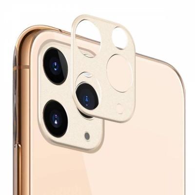 Захисне скло на камеру для iPhone 11 Pro/Pro Max Gold