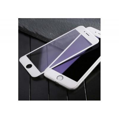 Захисне скло Honor 4D iPhone 7 White (Anti-Blue Ray)