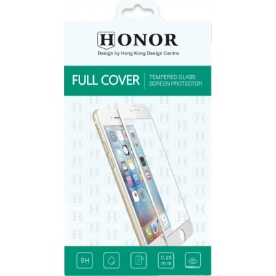 Захисне скло Honor 5D iPhone X White