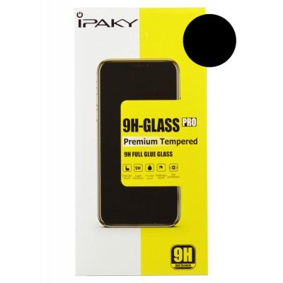 Захисне скло Ipaky iPhone X/XS/iPhone 11 Pro 5D Black