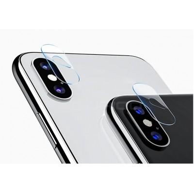 Захисне скло на камеру iPhone X