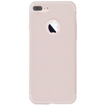 """Чехол """"силікон"""" Mooke slim soft iPhone 7 Plus Pink"""