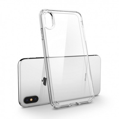 Накладка Spigen Crystal Hybrid для iPhone X/XS Crystal Clear