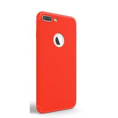 """Чехол """"силікон"""" Mooke slim soft iPhone 7 Plus Red"""
