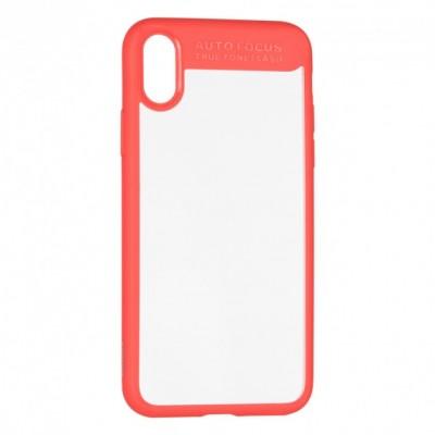 Чохол  Baseus Suthin Case iPhone X Red
