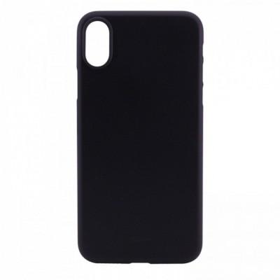 Чохол Rock Naked Shell iPhone X Plastic Black