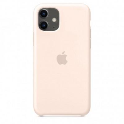 Накладка Silicone Case HC для iPhone 11 Sand Pink